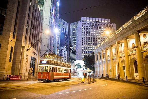香港叮叮車懷舊之旅