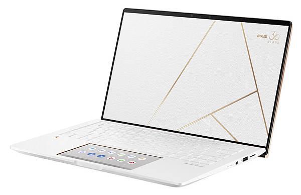 華碩30周年限定版筆記型電腦ASUS ZenBook Edition 30將於8月15日搶先在三創華碩體驗店開賣。