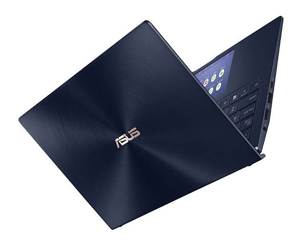ASUS ZenBook 13 配備全面進化的ScreenPad 2.0智慧觸控板,內建多款便利的應用程式。