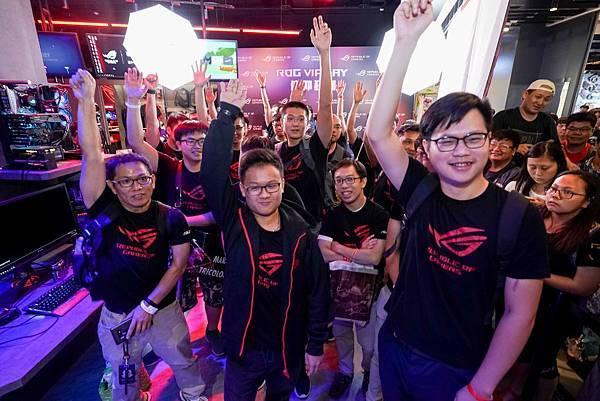 ROG玩家共和國VIP Day信仰狂潮今尊榮登場!豐富的活動內容與限定優惠讓許多玩家直呼太有誠意。