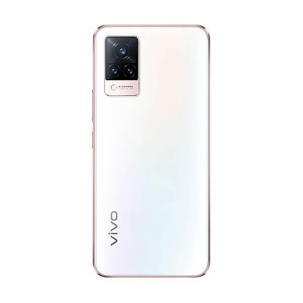 vivo V21 5G「慵懶白噪」新色絕美登場