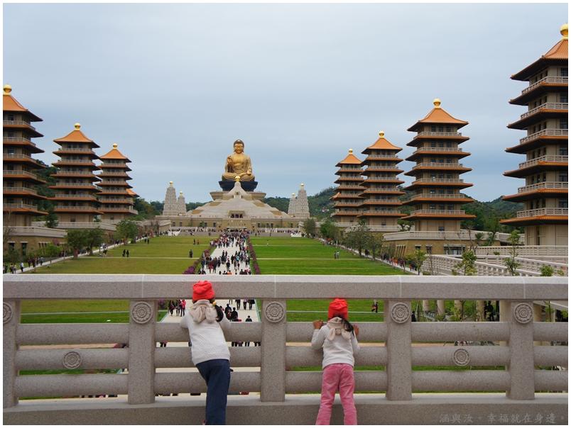 這天還去佛陀紀念館