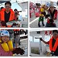 元貝行海上捕撈定置漁網