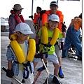 元貝行海上捕撈定置漁網3