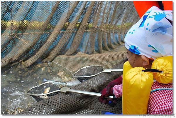 元貝行海上捕撈定置漁網4