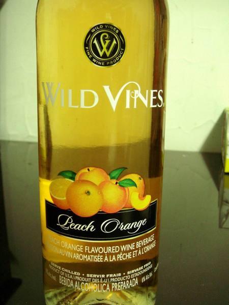WILD VINES PEACH