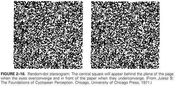 random-dot stereogram