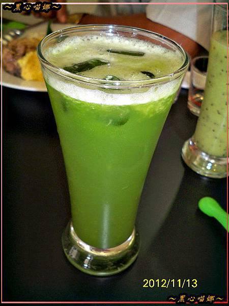 05苦瓜蔬果汁
