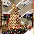 08蒸籠聖誕樹