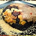 12紫米甜八寶