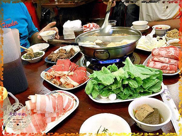 11一桌子的菜