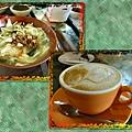 08素食麵($85)、卡布奇諾咖啡($85).jpg
