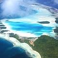 french poli_Belinda 想拍的 Blue Lagoon