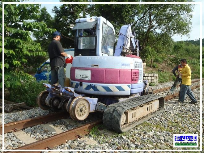 怪手火車-2