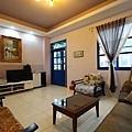 愛琴海一樓客廳