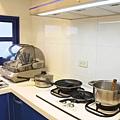 愛琴海一樓廚房