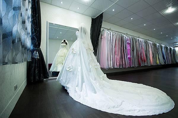 婚紗禮服,自助婚紗攝影