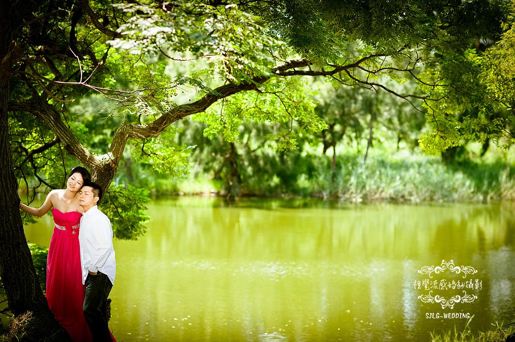 自助婚紗 婚紗攝影 台北視覺流感婚紗攝影工作室 中和 板橋 sjlg-wedding