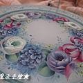 裝飾藝術-玫瑰彩繪