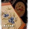 淡彩果物-藍莓果