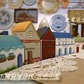 彩繪教學課程-鄉村小屋