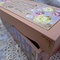 波浪盒-玫瑰彩繪教學