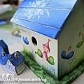 彩繪小房屋