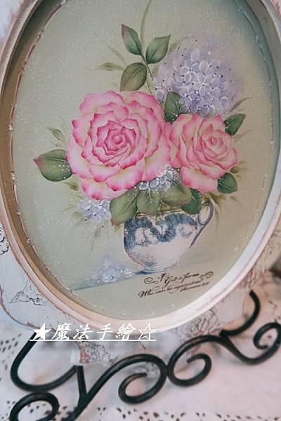 彩繪教學課程-花卉彩繪