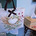 彩繪布品-實用面紙抽布包