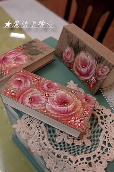 布品彩繪-便條紙