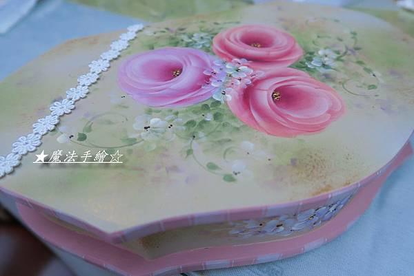 玫瑰古典寶盒