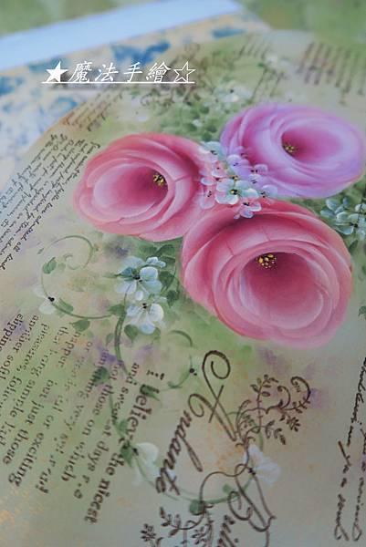 玫瑰珠寶盒