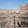 「古羅馬競技場」。