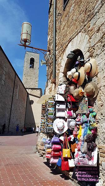 義大利山城「聖吉米納諾」