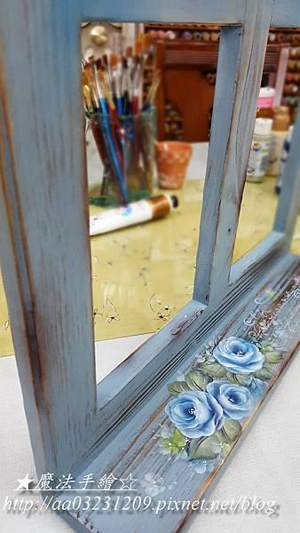 雜貨窗檯-復古窗飾