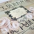 魔法精緻手繪坊-彩繪玫瑰飾板