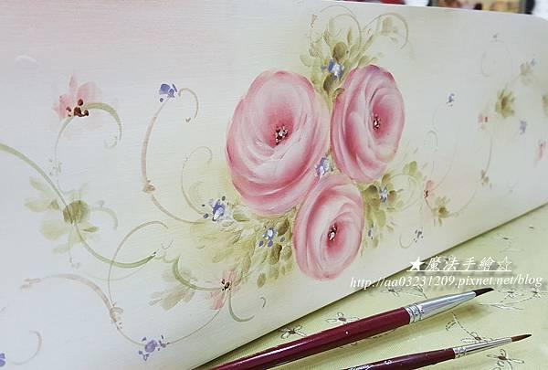 魔法手繪-教學彩繪