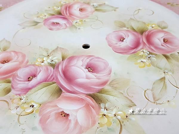 玫瑰彩繪-魔法手繪坊