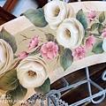 魔法彩繪坊-日式玫瑰彩繪