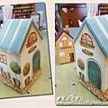 鄉村彩繪小屋