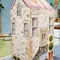 彩繪小房屋系列-魔法手繪