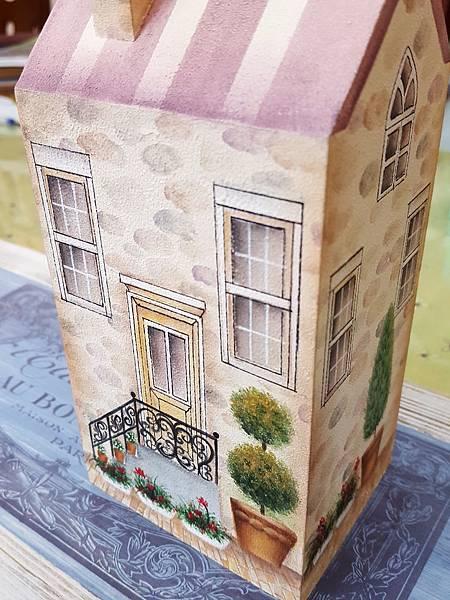 歐式風-房屋彩繪