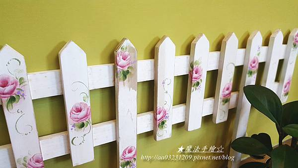 彩繪教學-玫瑰彩繪