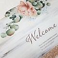彩繪教學-玫瑰花飾板