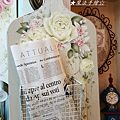 玫瑰棧板-彩繪教學