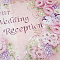 婚禮飾板-Wedding board