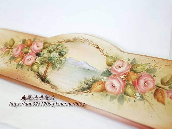 鄉村彩繪%2F風景彩繪%2F玫瑰彩繪
