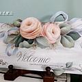 日式家飾彩繪-玫瑰彩繪