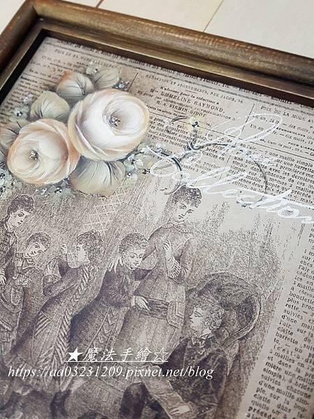 絹絲印彩繪應用-彩繪教學
