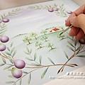 彩繪風景-日式彩繪